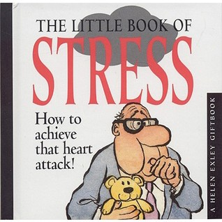 The Little Book Of Stress (Mini Squares S.)