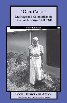 Girl Cases by Brett L. Shadle