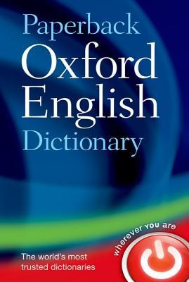 Paperback oxford english dictionary by Oxford University Press Epub