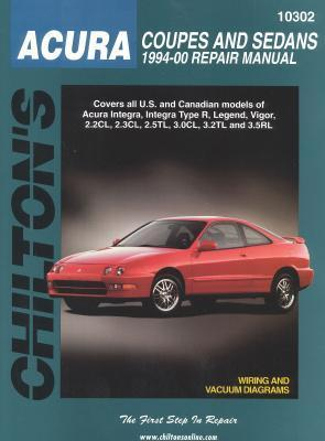 Acura Coupes and Sedans, 1994-00
