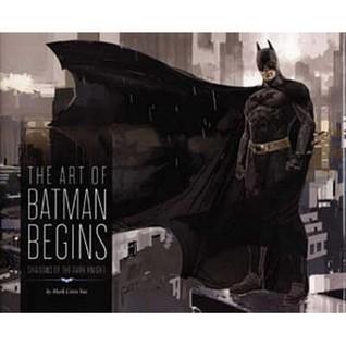 The Art Of Batman Begins