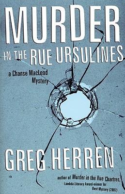 Murder In The Rue Ursulines (Chanse MacLeod, #4)