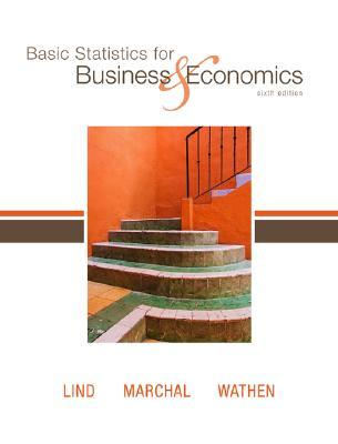 Basic Statistics for Business & Economics [With CDROM]