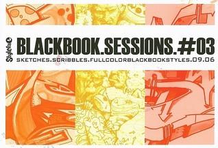 Blackbook Sessions 3 (Stylefile Blackbook Sessions)
