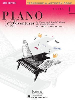 Piano Adventures Technique & Artistry Book, Level 1