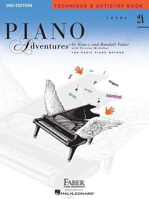 Piano Adventures Technique & Artistry Book, Level 2A