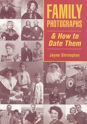 Family Photographs & How to Date Them