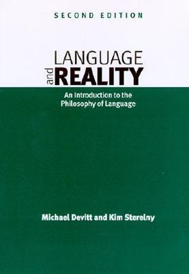 Language and Reality - 2nd Edition by Michael Devitt