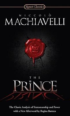 The Prince by Niccolò Machiavelli