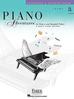 Piano Adventures Technique & Artistry Book, Level 3A