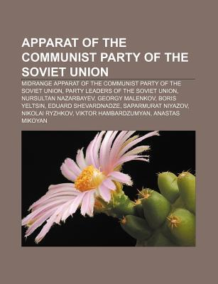 Apparat of the Communist Party of the Soviet Union: Midrange Apparat of the Communist Party of the Soviet Union
