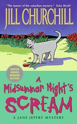 A Midsummer Night's Scream (Jane Jeffry, #15)