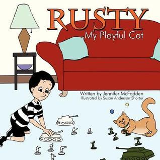 Rusty My Playful Cat