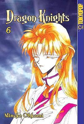 Dragon Knights, Volume 6 by Mineko Ohkami