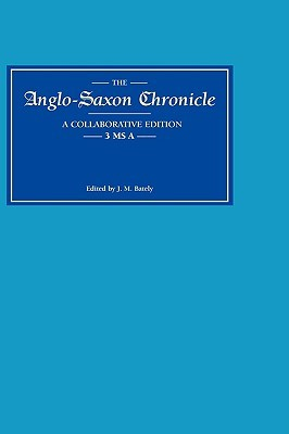 Anglo-Saxon Chronicle 3 MS a