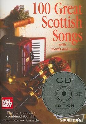 Descarga gratuita de ebook de Android 100 Great Scottish Songs: With Words and Music