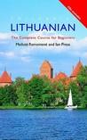 Colloquial Lithuanian by Ian Press