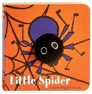 Little Spider (Finger Puppet Book)