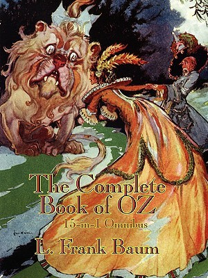The Complete Book of Oz by L. Frank Baum