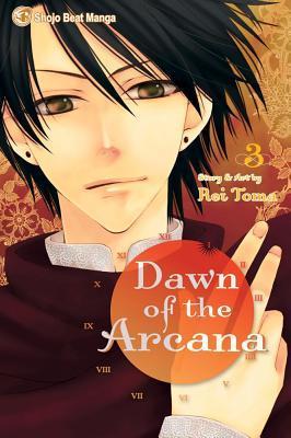 Dawn of the Arcana, Vol. 03 by Rei Tōma