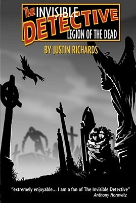 Image result for the invisible detective Legion of the Dead