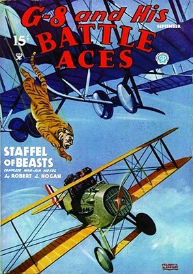 G-8 and His Battle Aces #24