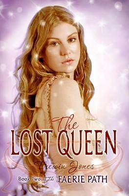 The Lost Queen by Allan Frewin Jones