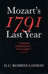 1791: Mozart's Last Year