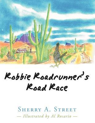 Robbie Roadrunner's Road Race: Whirring Wings