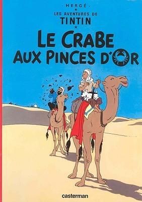 Le Crabe aux pinces d'or by Hergé