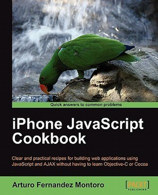 I Phone Java Script Cookbook