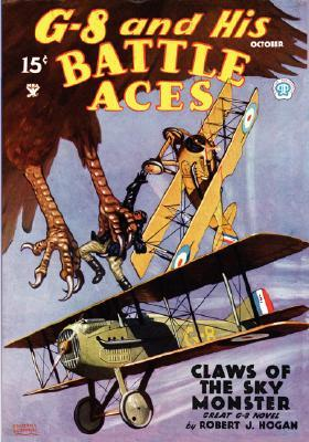 G-8 and His Battle Aces #25