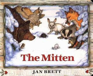 Ebook The Mitten by Jan Brett PDF!