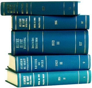 Recueil Des Cours, Collected Courses, Tome/Volume 220a (Index Tomes/Volumes 1988-1990)