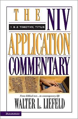 1 and 2 Timothy, Titus por Walter L. Liefeld 002-5986501105 DJVU PDF