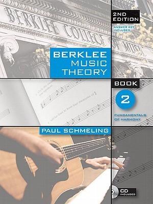 Berklee Music Theory, Book 2: Fundamentals of Harmony