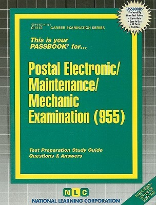 postal electronic maintenance mechanic examination 955 test rh goodreads com post office exam study guide free Nce Exam Study Guide