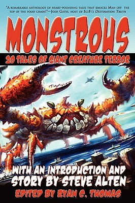 Monstrous by Ryan C. Thomas