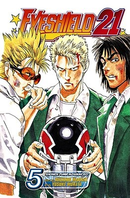 Eyeshield 21 Vol 5 Powerful By Riichiro Inagaki
