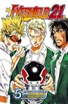 Eyeshield 21, Vol. 5: Powerful