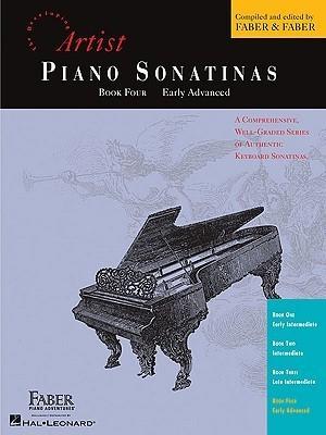 Piano Sonatinas - Book Four: Developing Artist Original Keyboard Classics