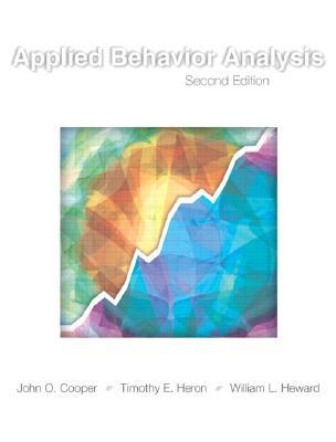 Applied Behavior Analysis By John O Cooper