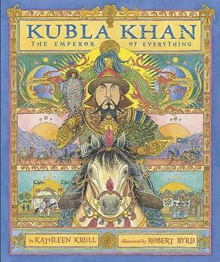 Kublai khan biography book