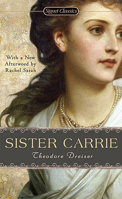 Image result for Sister Carrie book cover
