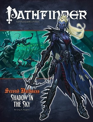 Pathfinder Adventure Path #13: Shadow in the Sky