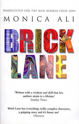 Book cover: Brick Lane