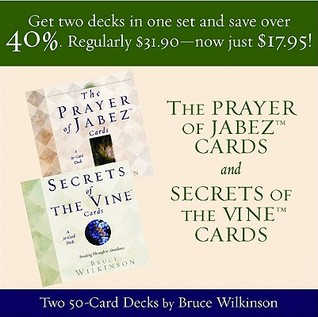 The Prayer of Jabez and Secrets of Vine