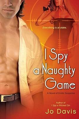 I Spy a Naughty Game by Jo Davis