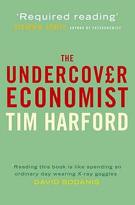 Ebook The Undercover Economist by Tim Harford TXT!