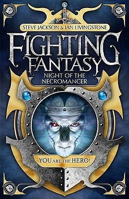 Night of the Necromancer (Fighting Fantasy: Wizard 2 #7)